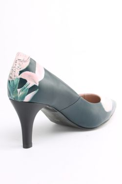 Туфли Carlabei                                                                                                              зелёный цвет