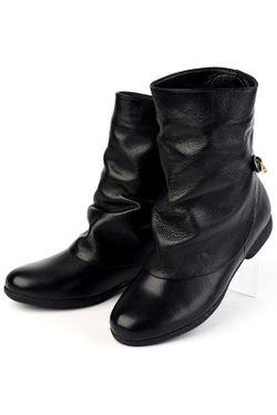 Ботинки Norka                                                                                                              чёрный цвет