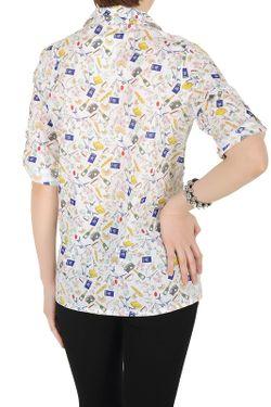 Блуза ODEKS-STYLE                                                                                                              белый цвет