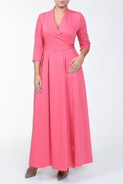 Платье Krisna                                                                                                              розовый цвет