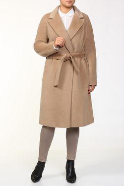 Пальто Анора                                                                                                              бежевый цвет