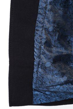 Пальто Анора                                                                                                              синий цвет