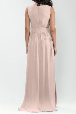 Платье Laura Bettini                                                                                                              бежевый цвет