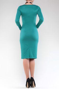 Платье Maurini                                                                                                              зелёный цвет