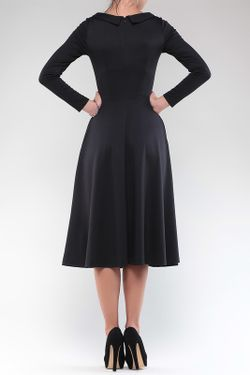 Платье REBECCA TATTI                                                                                                              чёрный цвет