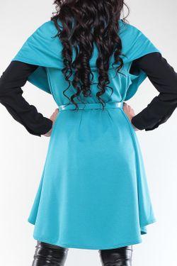Кардиган REBECCA TATTI                                                                                                              голубой цвет