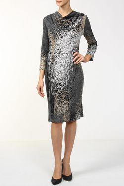 Платье Simas                                                                                                              серый цвет