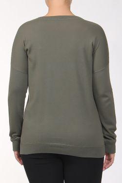Пуловер Theory                                                                                                              зелёный цвет
