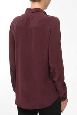 Блуза Equipment                                                                                                              красный цвет