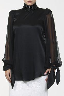 Блуза Thomas Wylde                                                                                                              чёрный цвет