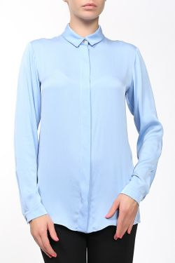 Блузка Alexander Terekhov                                                                                                              голубой цвет