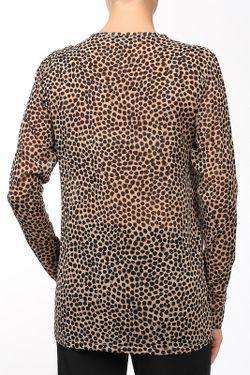Блузка Alexander Terekhov                                                                                                              коричневый цвет