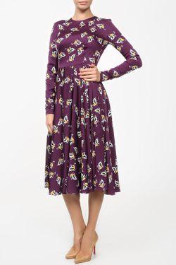 Платье Alexander Terekhov                                                                                                              многоцветный цвет