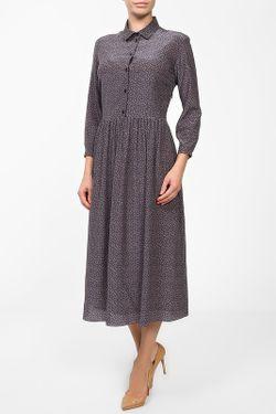 Платье Alexander Terekhov                                                                                                              коричневый цвет