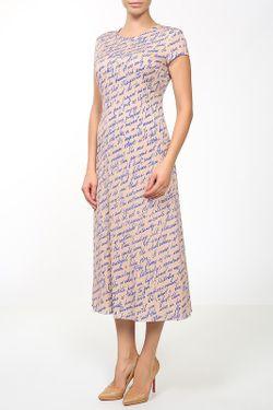 Платье Alexander Terekhov                                                                                                              розовый цвет