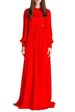 Платье Вечернее Alexander Terekhov                                                                                                              красный цвет