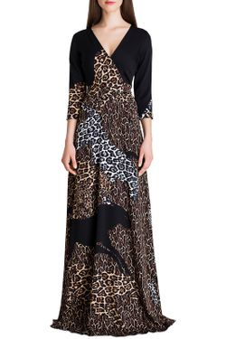 Платье Вечернее Alexander Terekhov                                                                                                              коричневый цвет