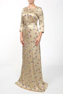Платье Вечернее Alexander Terekhov                                                                                                              многоцветный цвет