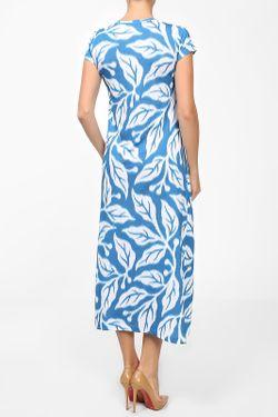 Платье Трикотажное Alexander Terekhov                                                                                                              белый цвет