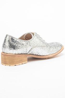 Ботинки Yohji Yamamoto                                                                                                              Серебряный цвет