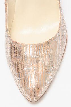 Туфли Brian Atwood                                                                                                              Серебряный цвет