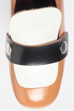 Туфли Marni                                                                                                              многоцветный цвет