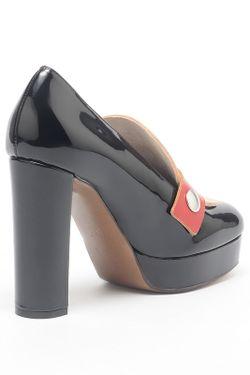 Туфли Marni                                                                                                              чёрный цвет