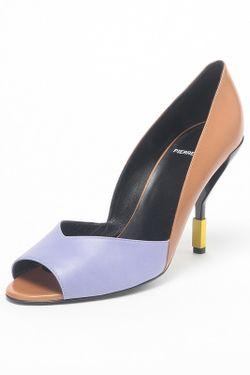 Туфли Pierre Hardy                                                                                                              многоцветный цвет