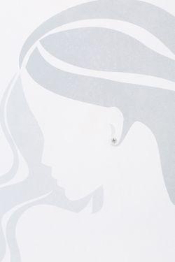 Пуссеты МОНАРХ                                                                                                              белый цвет