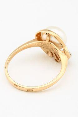 Кольцо Diamond Family                                                                                                              желтый цвет