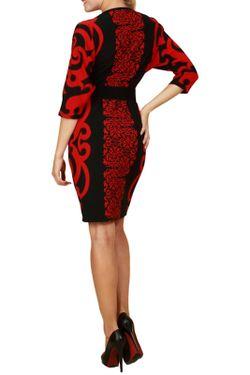 Платье Lamiavita                                                                                                              красный цвет