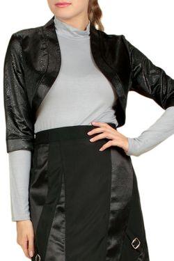 Болеро Lamiavita                                                                                                              черный цвет