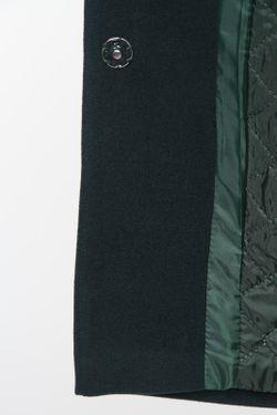 Пальто Амулет                                                                                                              зелёный цвет
