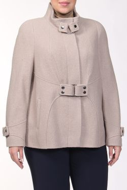 Пальто Амулет                                                                                                              коричневый цвет