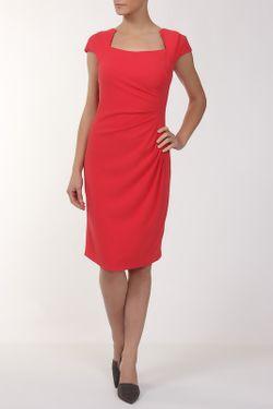 Платье L.K. Bennett London                                                                                                              красный цвет