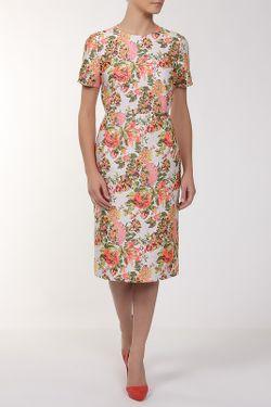 Платье Stella Mccartney                                                                                                              красный цвет
