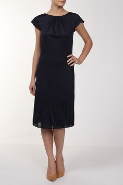 Платье Giorgio Armani                                                                                                              синий цвет