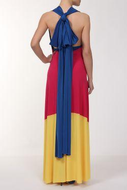 Платье Джерси Von Vonni                                                                                                              розовый цвет