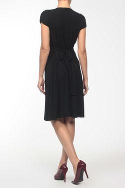 Платье Джерси Pietro Brunelli                                                                                                              черный цвет