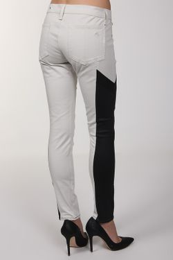 Джинсы Rag & Bone                                                                                                              белый цвет