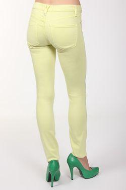 Джинсы Marc by Marc Jacobs                                                                                                              желтый цвет