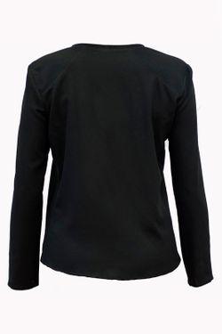 Блуза BERTEN                                                                                                              черный цвет