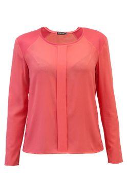 Блуза BERTEN                                                                                                              красный цвет
