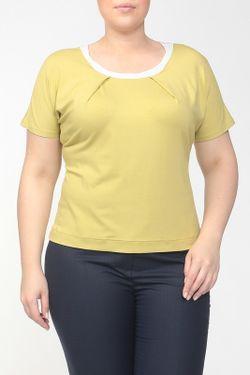 Блуза Personage                                                                                                              желтый цвет