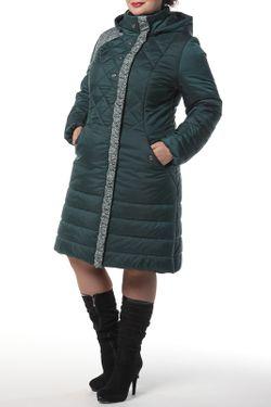 Пальто DizzyWay                                                                                                              зелёный цвет
