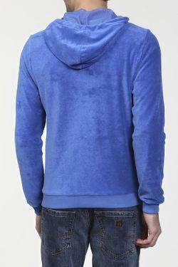 Олимпийка Versace Collection                                                                                                              синий цвет