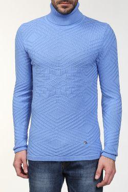 Джемпер Versace Collection                                                                                                              голубой цвет