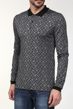 Поло Versace Collection                                                                                                              серый цвет