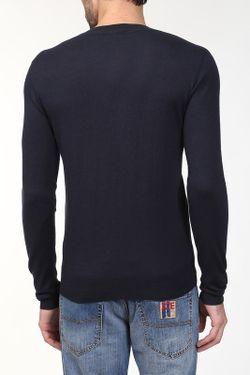 Джемпер Versace Collection                                                                                                              синий цвет