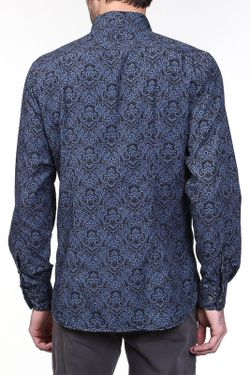 Рубашка Pal Zileri                                                                                                              синий цвет